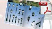 katalog lampy ogrodowe