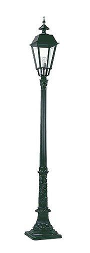 Lampa ogrodowa - S6+K6A