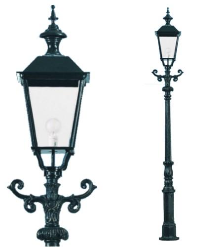 Lampa ogrodowa - S68+K5