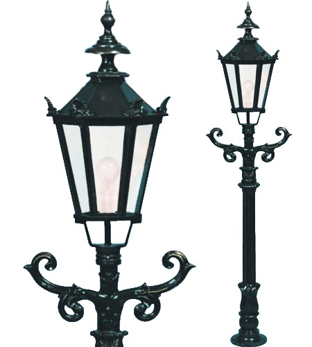 Lampa ogrodowa - S4+K7BK