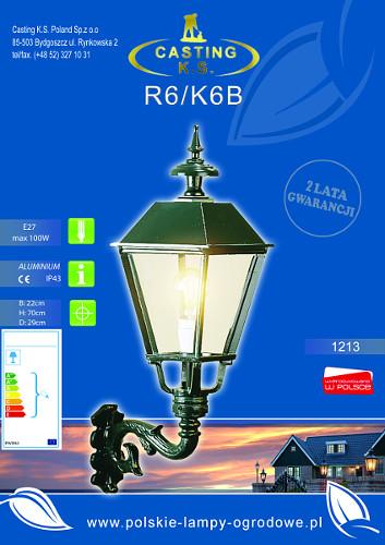 lampy wiszace - R6+K6B