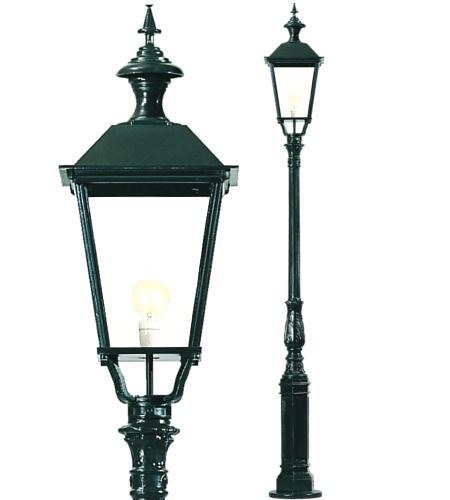 Lampa ogrodowa - S1+K5