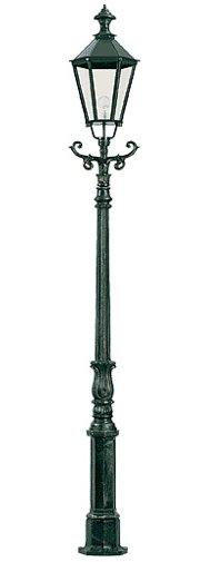 Lampa ogrodowa - S68+K7