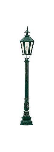 Lampa ogrodowa - S31B+K7C