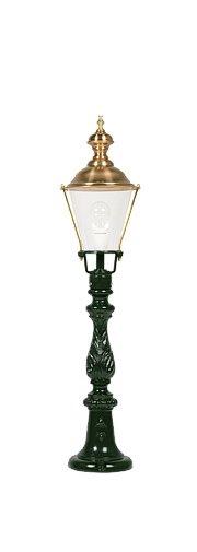 Lampa ogrodowa - S9+K29