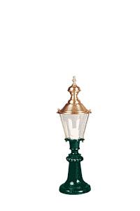 Lampa ogrodowa - S9B+K29