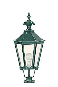 Lampa ogrodowa - K7A
