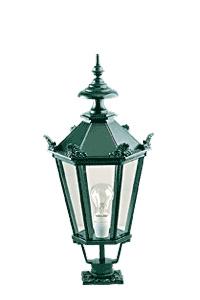 Lampa ogrodowa - K7BK