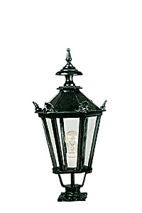 Lampa ogrodowa - K7AK