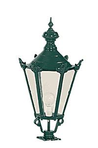 Lampa ogrodowa - K8