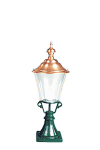 Lampa ogrodowa - S52+K3B