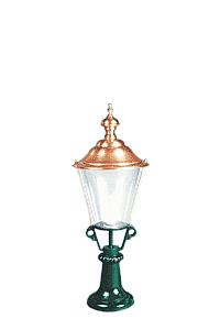 Lampa ogrodowa - S9+K3B