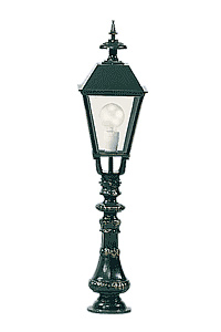 Lampa ogrodowa - S10+K6B
