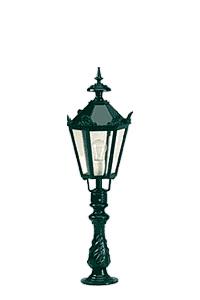 Lampa ogrodowa - S11A+K7C