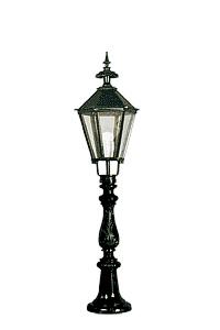 Lampa ogrodowa - S9+K7C