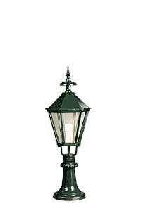 Lampa ogrodowa - S9B+K7C