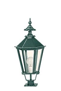 Lampa ogrodowa - K7BB