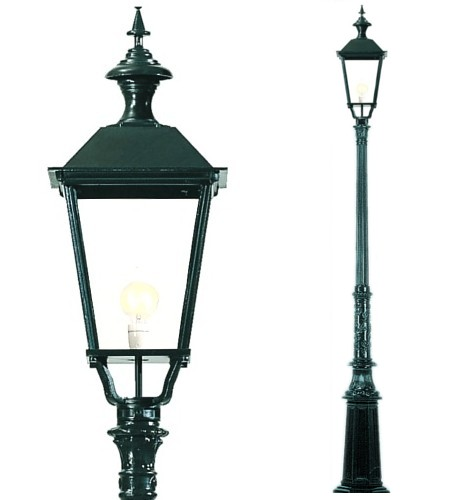 Lampa ogrodowa - S23+K5