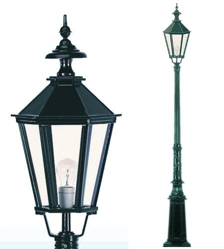 Lampa ogrodowa - S23+K7