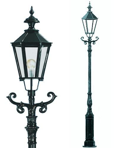 Lampa ogrodowa - S1+K7