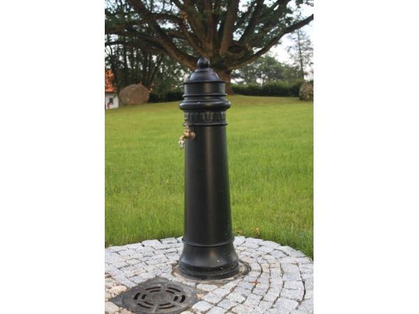 Umywalka ogrodowa - Słupek S101 z kranem mosiężnym