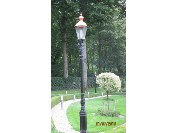 Lampa parkowa, uliczna - S1 + K2