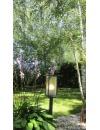Lampa ogrodowa -  Praga L + podstawa M