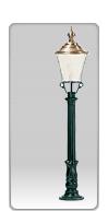 Lampa ogrodowa -  S4+K3B