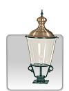 Lampa ogrodowa -  K1
