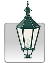 Lampa ogrodowa -  K7