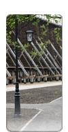 Lampa parkowa, uliczna -  S101 + R101 + K5