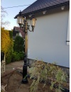 Lampa ogrodowa -  S1 + 3xR14 + K7BK