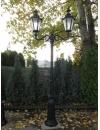 Lampa parkowa, uliczna -  S23 + 2 x R40 + 2 x K7K