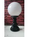 Lampa ogrodowa kule -  S31B2 + kula Φ 25 cm