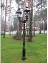 lampy parkowe uliczne -  S1 + 3xK6A