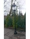 Lampa ogrodowa -  S2 + K5