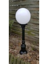 Lampa ogrodowa kule -  S81 + kulaΦ25cm