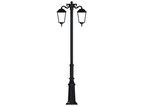 Lampa ogrodowa - S23+2xR4A+2XK5